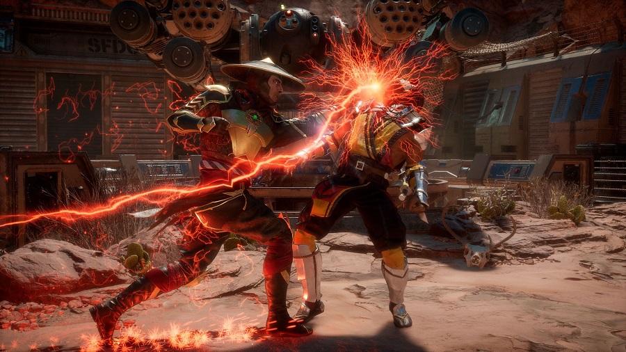 خرید گیفت استیم Mortal Kombat 11