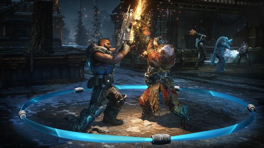 خرید گیفت استیم Gears of War 5