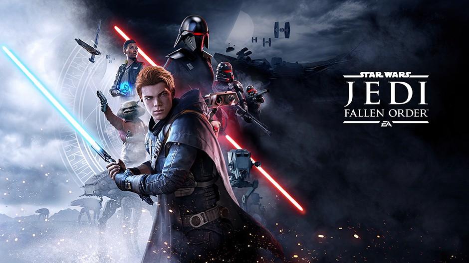 خرید گیفت استیم Star Wars Jedi Fallen Order