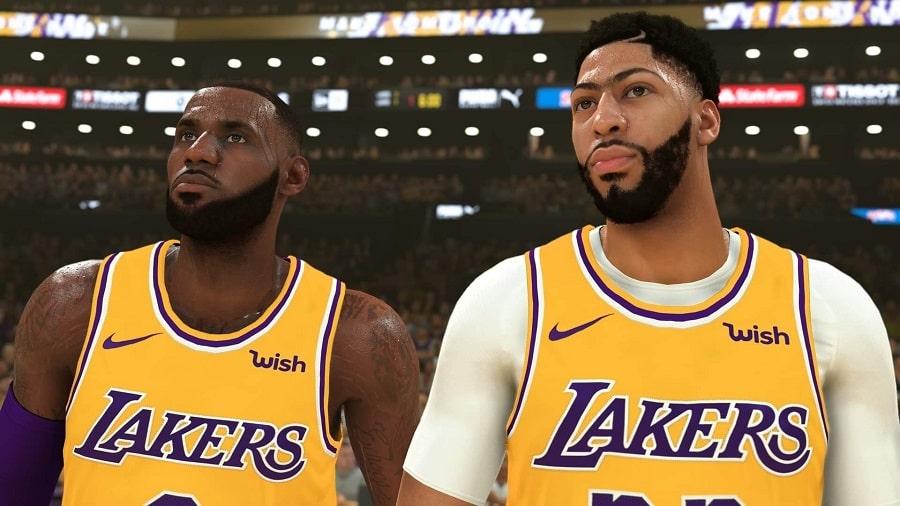سی دی کی اورجینال NBA 2K20