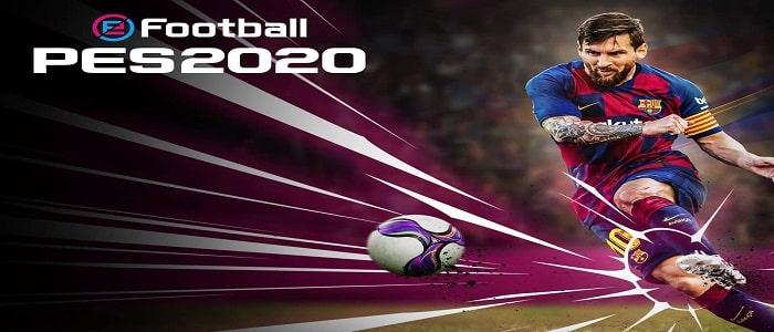 سی دی کی اورجینال eFootball PES 2020