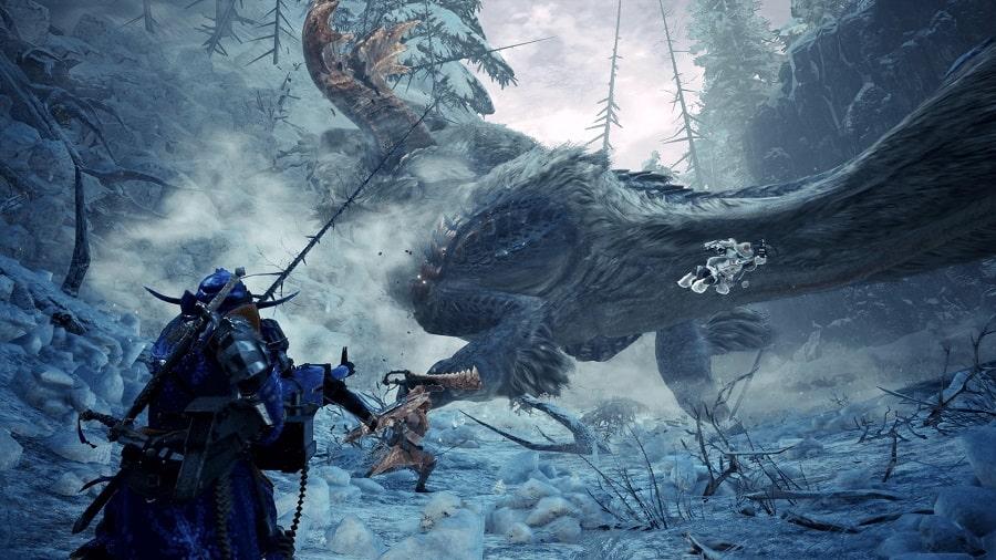 خرید گیفت استیم Monster Hunter World Iceborne
