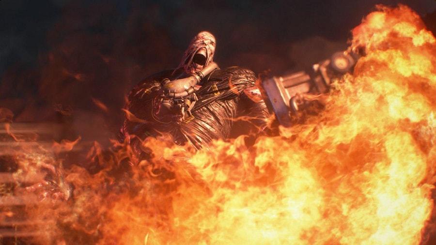 سی دی کی اورجینال Resident Evil 3 Remake