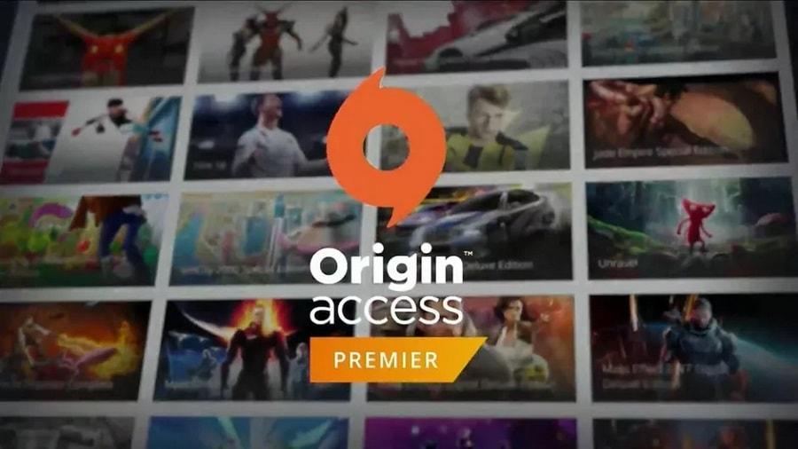 اکانت Origin Access Premier