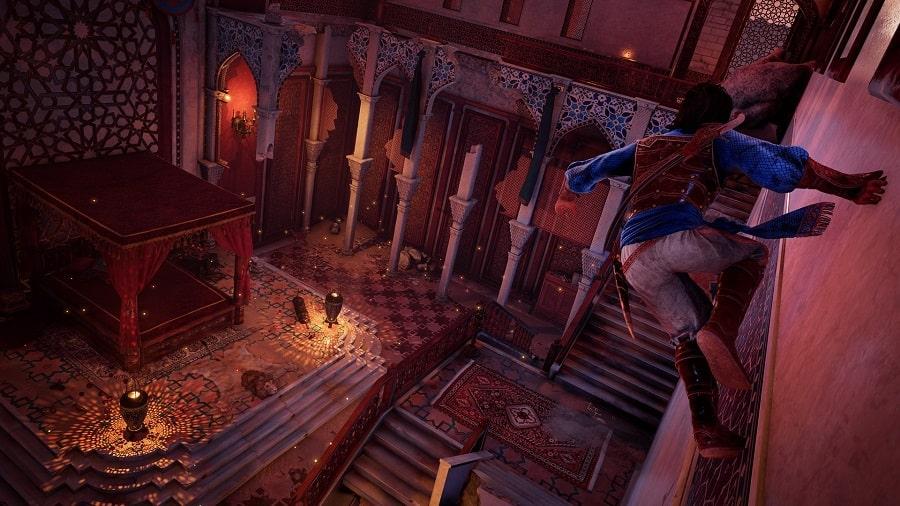 سی دی کی اورجینال Prince of Persia The Sands of Time Remake