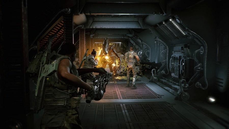 خرید گیفت استیم Alien Fireteam Elite
