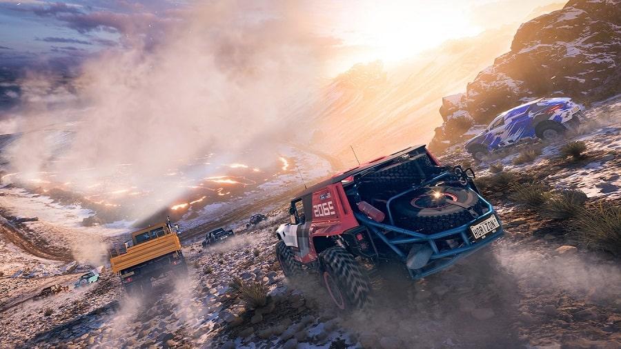 سی دی کی اورجینال Forza Horizon 5